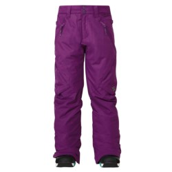 DC Shoes Ace Snowboard Pants - Insulated (For Girls) in Bright Rose