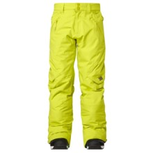 DC Shoes Ace Snowboard Pants - Insulated (For Girls) in Sulphur Spring - Closeouts