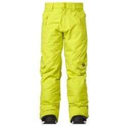 DC Shoes Ace Snowboard Pants - Insulated (For Girls) in Sulphur Spring