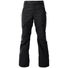 DC Shoes Ace Snowboard Pants - Waterproof, Insulated (For Women) in Anthracite - Closeouts