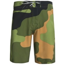 DC Shoes Ambush Boardshorts (For Men) in Cypress - Closeouts
