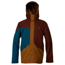 DC Shoes Amo Snowboard Jacket - Insulated (For Men) in Andorra - Closeouts
