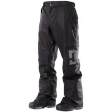 DC Shoes Banshee 13 Snowboard Pants (For Men) in Black - Closeouts