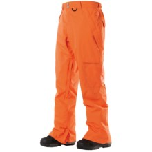 DC Shoes Banshee 13 Snowboard Pants (For Men) in Orange - Closeouts
