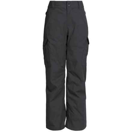 DC Shoes Banshee Snow Pants (For Big Boys) in Anthracite - Closeouts