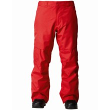 DC Shoes Banshee Snowboard Pants (For Men) in Chinese Red - Closeouts