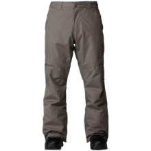 DC Shoes Banshee Snowboard Pants (For Men) in Dark Gull Grey - Closeouts