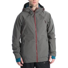 DC Shoes Bipolar 3L Shell Jacket - Waterproof (For Men) in Shadow - Closeouts