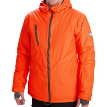 DC Shoes Blitz Snowboard Jacket - Waterproof, Insulated (For Men) in Shocking Orange - Closeouts