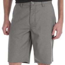 DC Shoes Brampton Shorts (For Men) in Pewter - Closeouts