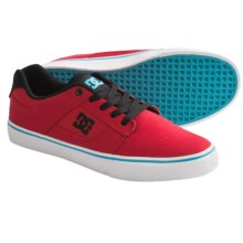 DC Shoes Bridge TX Skate Shoes (For Men) in Red - Closeouts