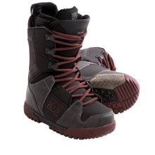 DC Shoes Ceptor 2014 Snowboard Boots (For Men) in Camo Black - Closeouts