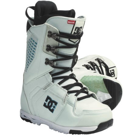 DC Shoes Ceptor Snowboard Boots (For Men) in Aqua