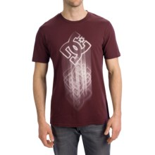 DC Shoes Changeling T-Shirt - Short Sleeve (For Men) in Port Royale - Closeouts