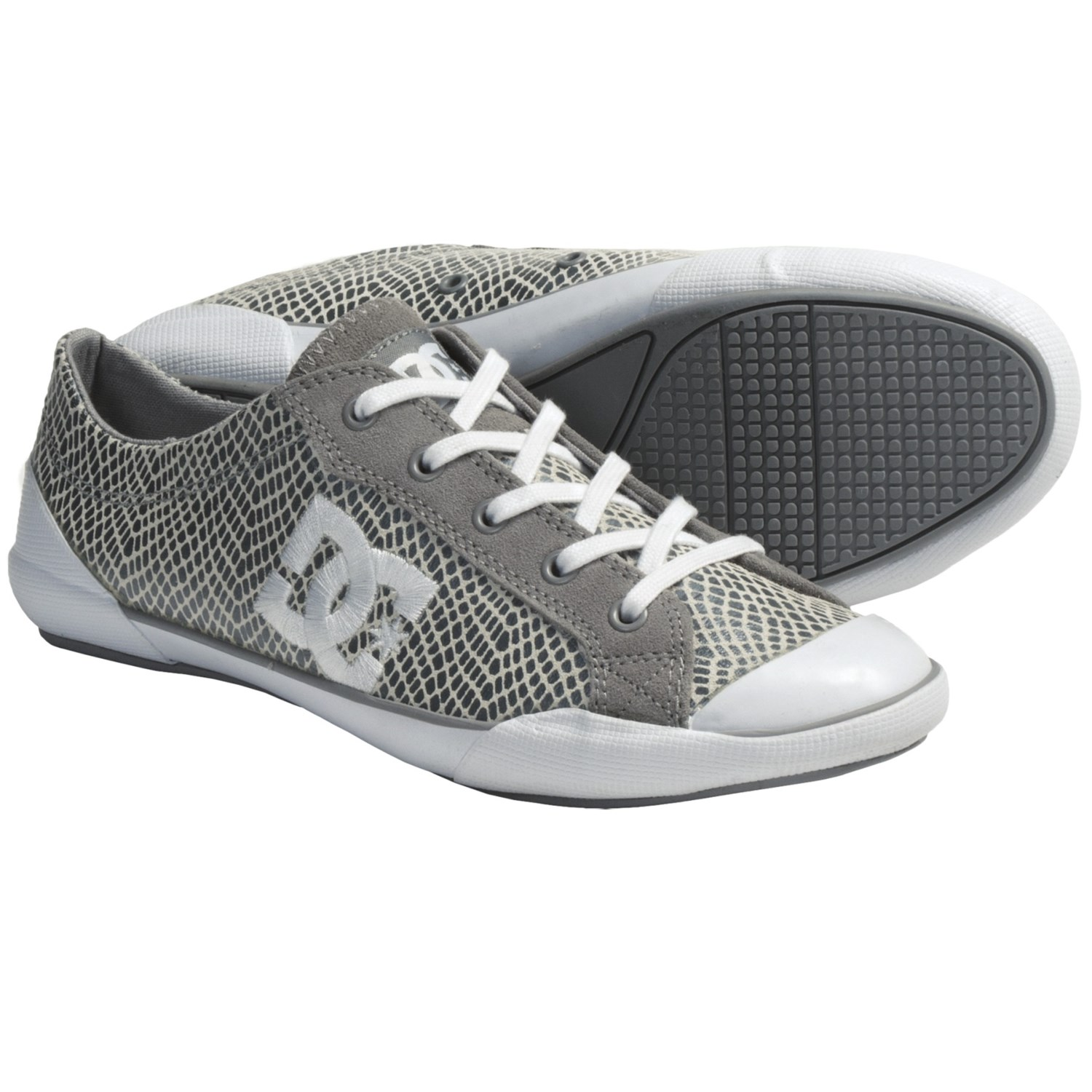 DC Shoes Chelsea Zero Low LE Skate Shoes (For Women) in Wild Dove