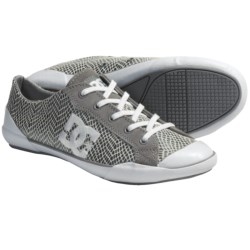 DC Shoes Chelsea Zero Low LE Skate Shoes (For Women) in Wild Dove/White