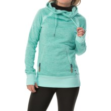 DC Shoes Cleo Hoodie (For Women) in Aruba Blue - Closeouts