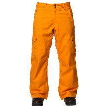 DC Shoes Code Snowboard Pants - Insulated (For Men) in Autumn Glory - Closeouts