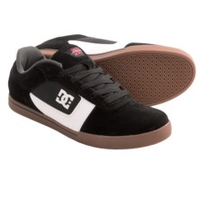 DC Shoes Cole Pro Sneakers (For Men) in Black/White - Closeouts