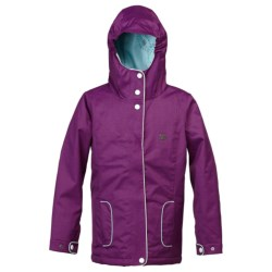 DC Shoes Data Snowboard Jacket - Insulated (For Girls) in Gloxinia