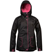 DC Shoes Data Snowboard Jacket - Insulated (For Women) in Black - Closeouts