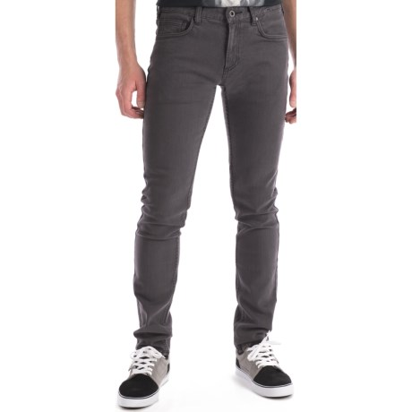 DC Shoes DC Core Skinny Jeans (For Men) in Overdyed Black