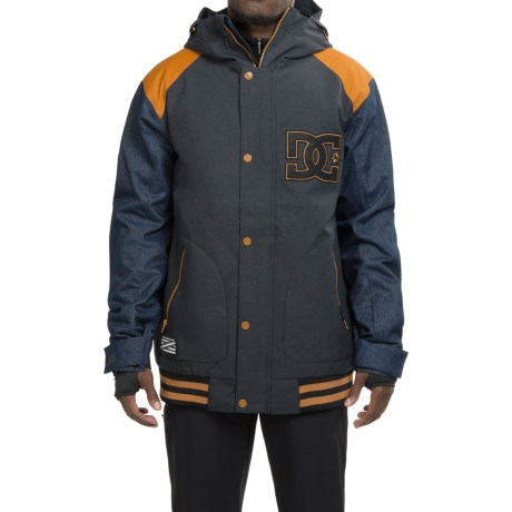 DC Shoes DCLA SE Snowboard Jacket Waterproof, Insulated (For Men)