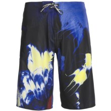 DC Shoes Drop Cloth Boardshorts (For Men) in Multi - Closeouts
