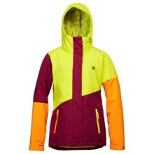 DC Shoes Fuse Snowboard Jacket - Insulated (For Women) in Sulphur Spring - Closeouts