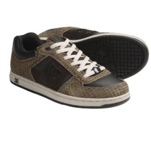DC Shoes Gallant SE Skate Shoes (For Men) in Dark Chocolate/Black - Closeouts
