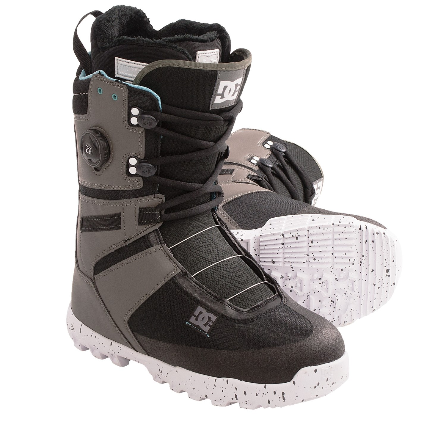 Dc Shoes Men S Gizmo Snowboard Boots
