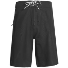DC Shoes Gridlock Boardshorts (For Men) in Black - Closeouts