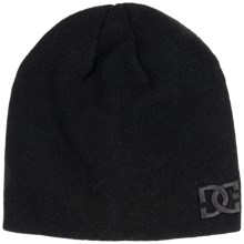 DC Shoes Igloo Beanie (For Men) in Anthracite - Closeouts