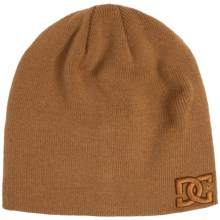 DC Shoes Igloo Beanie (For Men) in Cathay Spice - Closeouts