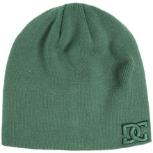 DC Shoes Igloo Beanie (For Men) in Sea Spray - Closeouts