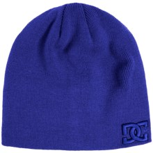 DC Shoes Igloo Beanie (For Men) in Surf The Web - Closeouts