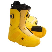 DC Shoes Judge Snowboard Boots (For Men) in Yellow - Closeouts