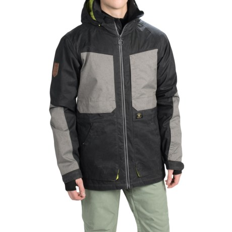 DC Shoes Kingdom Snowboard Jacket Waterproof, Insulated (For Men)
