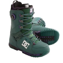 DC Shoes Kush Snowboard Boots - BOA® (For Men) in Purple Haze - Closeouts