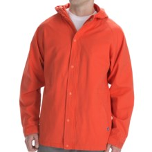 DC Shoes Marshall Hooded Jacket (For Men) in Orange - Closeouts
