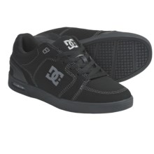 DC Shoes Monty Skate Shoes (For Men) in Black/Battleship - Closeouts