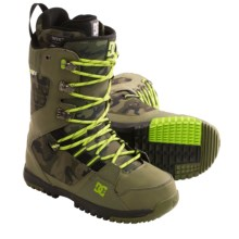DC Shoes Mutiny Snowboard Boots (For Men) in Camoflauge - Closeouts