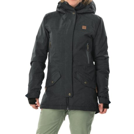 DC Shoes Nature Snowboard Jacket Waterproof, Insulated (For Women)