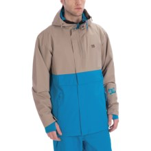 DC Shoes Paoli 13 Jacket (For Men) in Alloy/Blue Jay - Closeouts