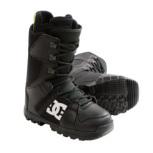 DC Shoes Phase Snowboard Boots - Command Liner (For Men) in Black - Closeouts