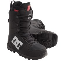 DC Shoes Phase Snowboard Boots (For Men) in Black - Closeouts