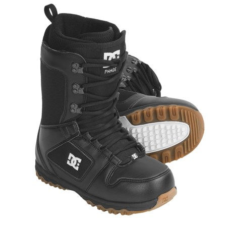 DC Shoes Phase Snowboard Boots (For Women) in Black/Gum