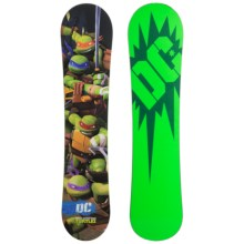 DC Shoes Ply Mini Snowboard (For Kids) in 121 Turtles - Closeouts