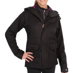 DC Shoes Pool Snowboard Jacket (For Women) in Black