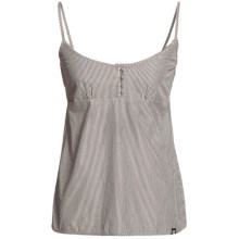 DC Shoes Poole Tank Top - Yarn-Dyed Cotton (For Women) in Black - Closeouts